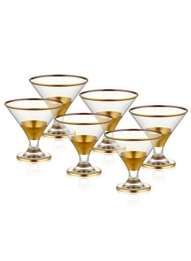 The Mia Glam Dondurmalık 6 Parça -Gold Altın